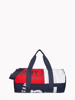 Tommy Hilfiger Mix Logo Duffel Bag