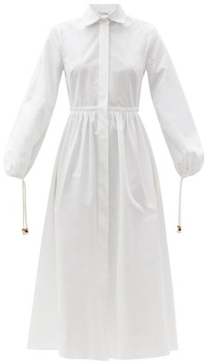 Max Mara Bairo Shirt Dress - White