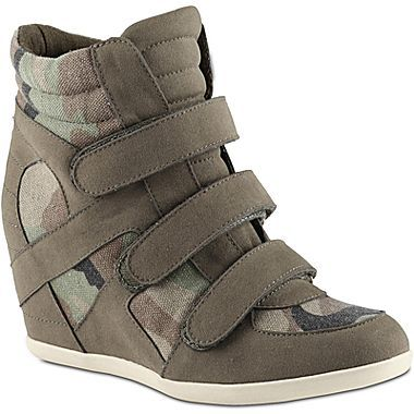 Call it SPRING Call It SpringTM Luxenee Wedge High-Top Sneakers