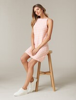 Thumbnail for your product : Ever New Elena A-line Mini Knit Dress