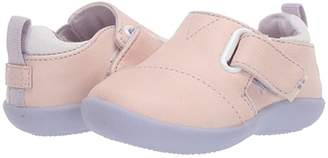 Toms Kids Whiley (Infant/Toddler) (Petal Pink Nubuck Synthetic) Kid's Shoes