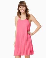 Charming charlie Rachel Pleated Trapeze Dress Only 1 left Name Qty Rachel Pleated Trapeze Dress 1 // Only 1 left in Dark Pink - Medium! Regular Price: $35.00 Special Price $14.99