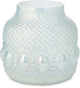 Jamie Young 6 Milk Glass Hurricane
