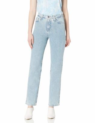 AG Jeans Women's Alexxis HIGH Rise Vintage FIT Straight Leg Jean
