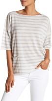 ATM Anthony Thomas Melillo Side Pocket Oversize Cashmere Sweater
