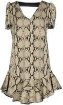 Just Cavalli Short dresses - Item 34747387