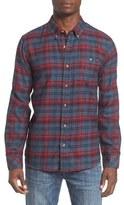 O'Neill Men's 'Redmond' Trim Fit Plaid Flannel Shirt