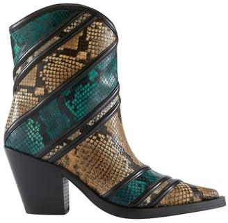 Sonia Rykiel Cowboy ankle boots