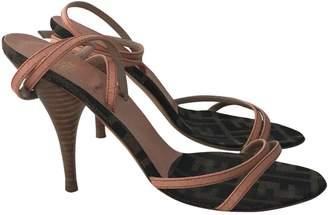 Fendi Other Leather Heels