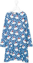 Marni ballerina print dress