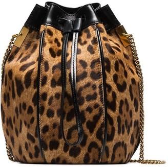 Saint Laurent Talitha bucket bag