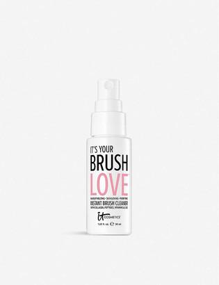 It Cosmetics Brush Love travel-sized brush cleaner 30ml