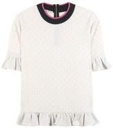 Marni Jacquard Knit Blouse