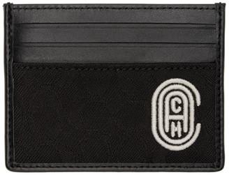 Coach 1941 Black Signature Card Holder