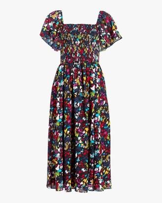 Tanya Taylor Glenda Midi Dress