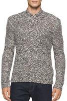 Calvin Klein Space Dye Long Sleeve Pullover