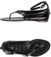 Car Shoe Thong sandals