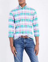 Polo Ralph Lauren Regular-fit checked cotton shirt