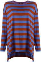 Odeeh striped jumper - women - Virgin Wool - 36