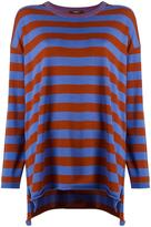Odeeh striped jumper