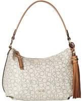 Calvin Klein Monogram Hobo Hobo Handbags