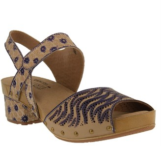 Spring Step L'Artiste by Leather Sandals - Gloga