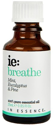 In Essence Breathe Pure Essential Oil Blend with Mint Eucalyptus & Pine 25ml