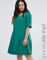 Junarose Plus Swing Dress