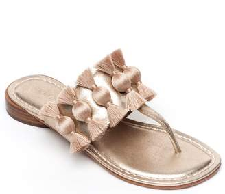 Bernardo Leather Sandals - Tara