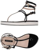 Patrizia Pepe Toe post sandal