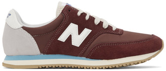 New Balance Burgundy COMP 100 Sneakers