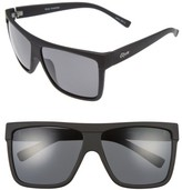 Quay Women's 'Barnun' 60Mm Sunglasses - Black / Smoke Lens