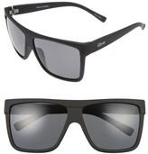 Quay Women's 'Barnun' 60Mm Sunglasses - Black / Smoke Lens