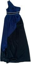 Needle & Thread Blue Silk Dress for Women