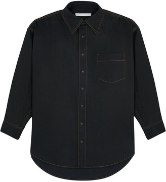 Fenty by Rihanna Oversized denim shirt