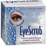 Eye Scrub Sterile Eye Makeup Remover & Eyelid Cleansing Pads