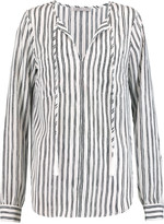 Tart Collections Murphy striped crepe top