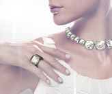 Black Diamond Nirvana Ring