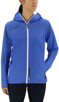 adidas Women's Mistral Hooded Ripstop Windbreaker Jacket