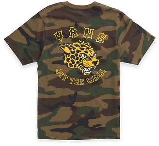 Vans Boys Gnarcat T-Shirt