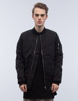 Rick Owens Giacca Fight Jacket