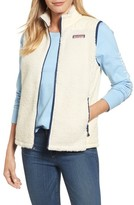 Vineyard Vines Women's Quilted Fleece Vest