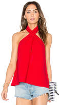 Amanda Uprichard Beckett Tank in Red. - size M (also in S,XS)