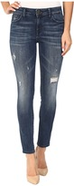 DL1961 Margaux Mid-Rise Ankle Skinny in Stingray