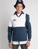 Umbro Europa Sweatshirt Navy/White