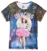 Eleven Paris Toddler Girl's Little Elevenparis Dancing Queen Barbie Tee
