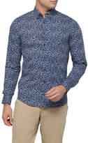 Tommy Hilfiger Stein Flower Print Shirt