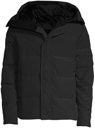 Canada Goose MacMillan Quilted Parka Black Label