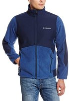 Columbia Men's Ballistic III Windproof Fleece Jacket