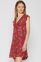 Joie Almarie B Silk Dress
